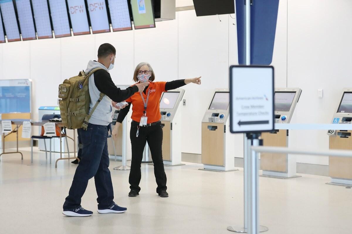 El Aeropuerto Dallas Fort Worth aplicará vacunas a sus pasajeros hasta el 12 de septiembre.
