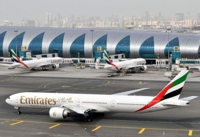 EAU levanta la prohibición de vuelos a partir del 5 de agosto.