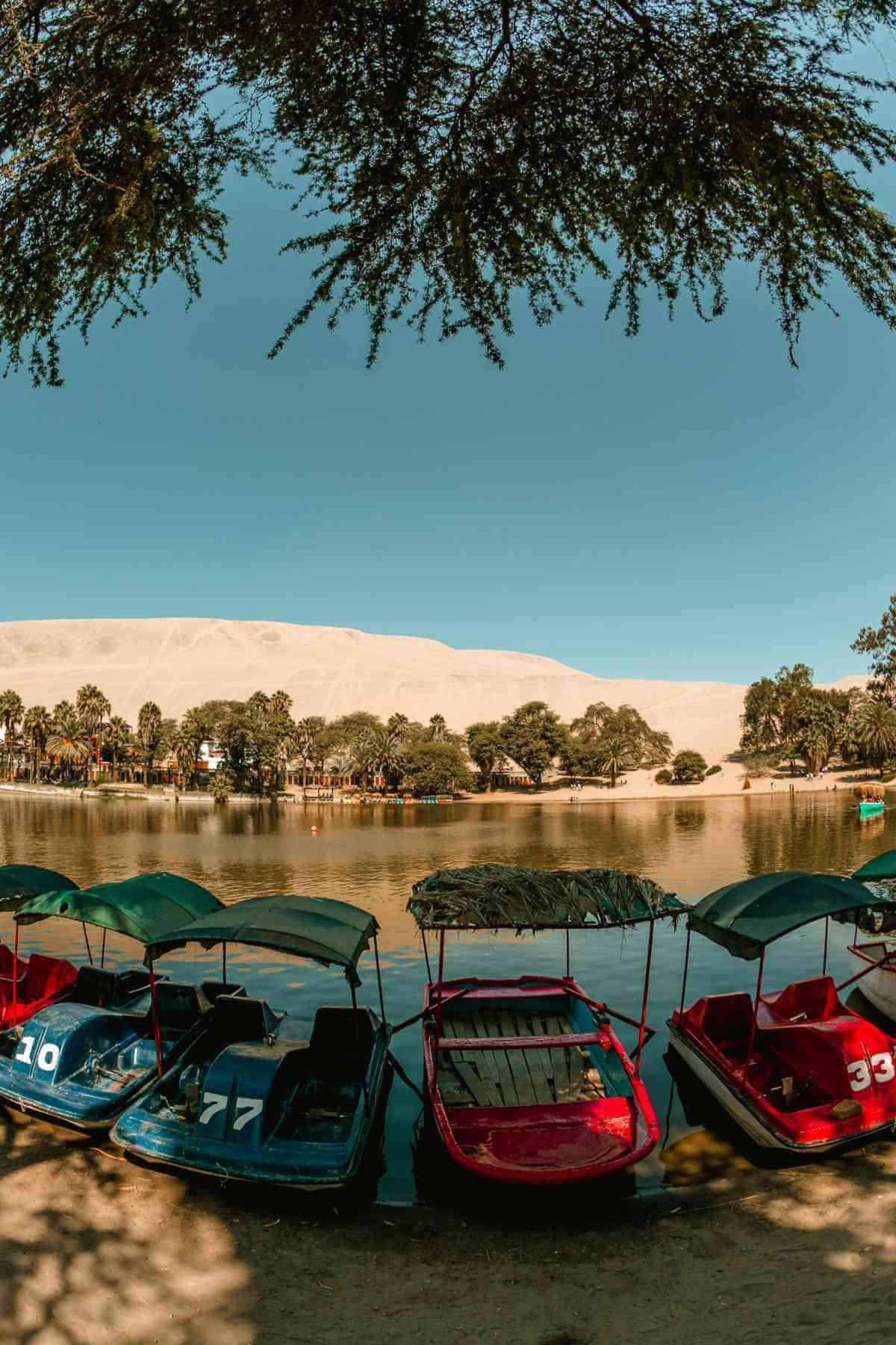 Viajeros peruanos prefieren visitar destinos con rutas cortas.
