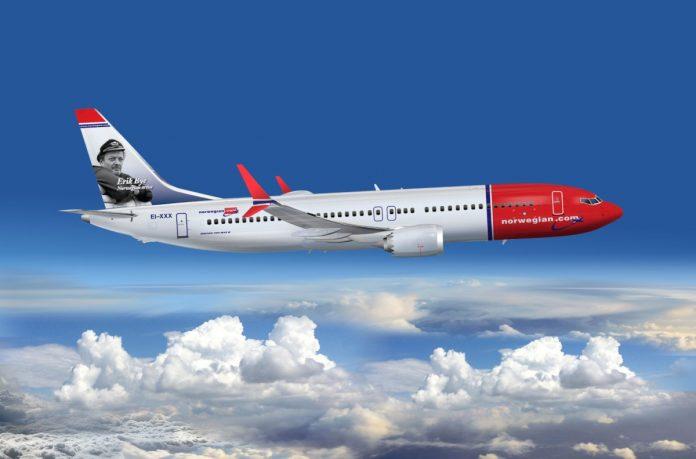 Norwegian Air experimenta un pico en los viajeros de julio en medio de perspectivas inciertas
