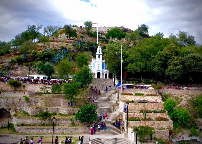 Cajamarca inicia investigación arqueológica en colina Santa Apolonia.