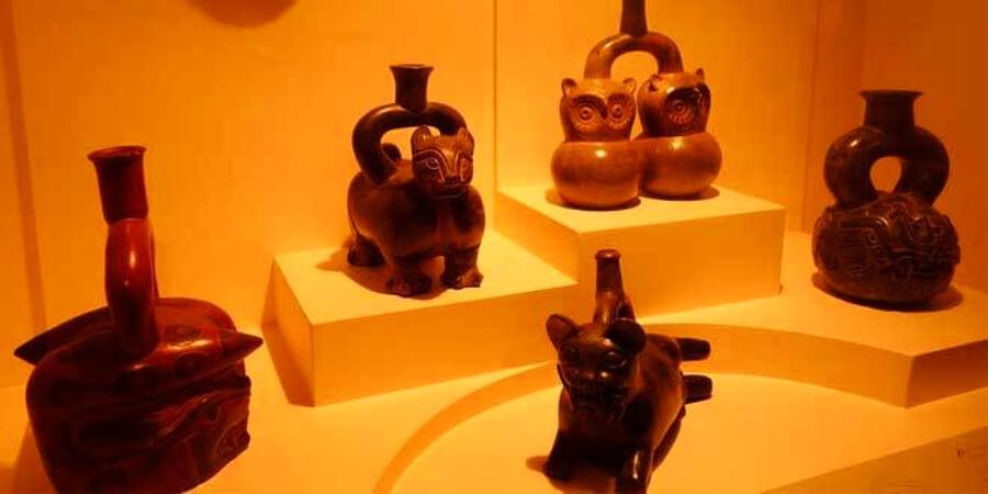 Tesoros milenarios del Perú se presentarán por primera vez en el Museo Británico.