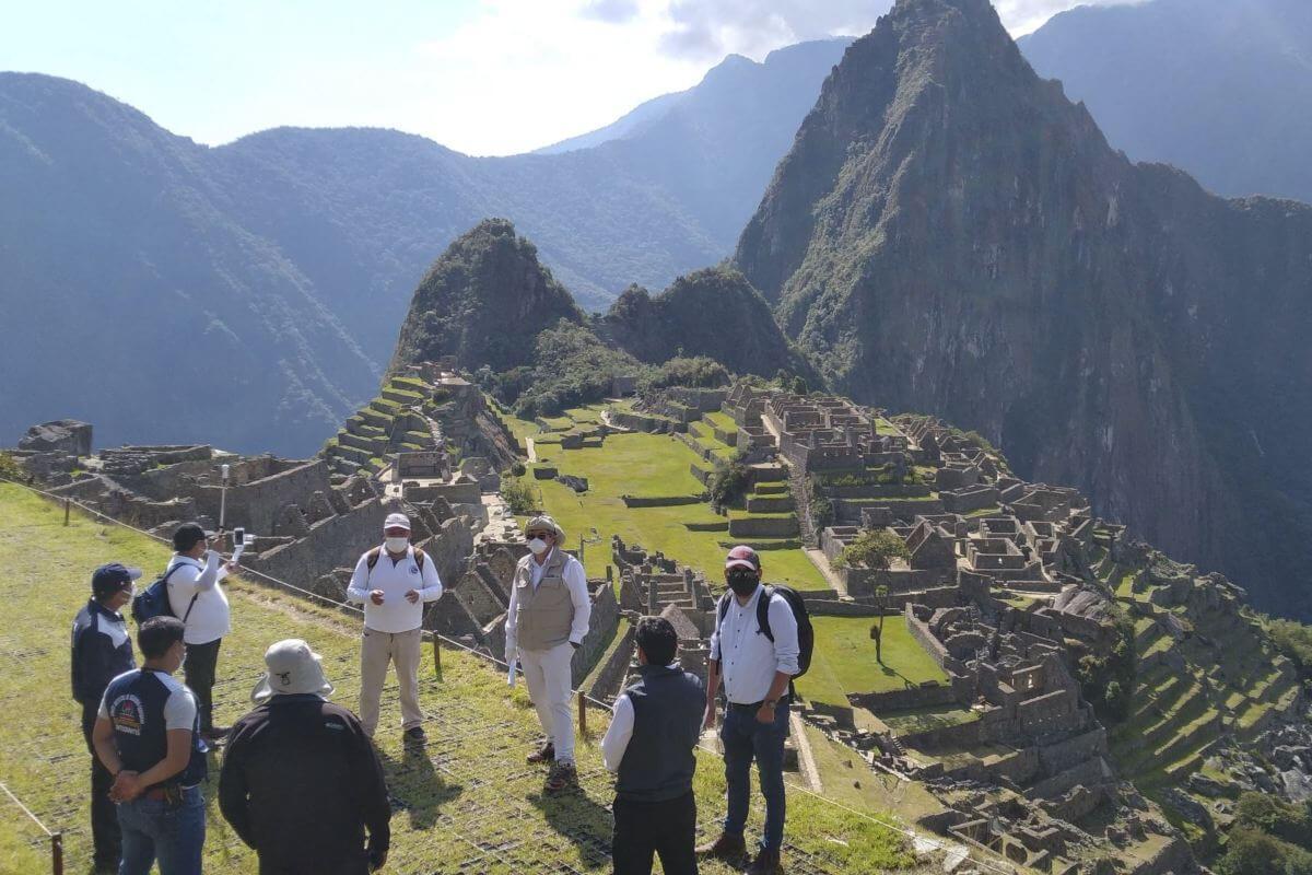 Aforo a la ciudadela de Machu Picchu se ampliará desde el 15 de septiembre.