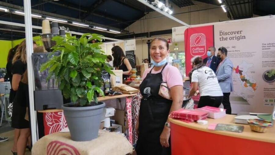 Perú participa como invitado de honor en prestigioso festival gastronómico Omnivore y París Coffee Show.